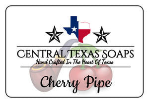 Cherry Pipe Bar Soap