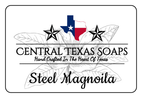 Steel Magnolia Bar Soap