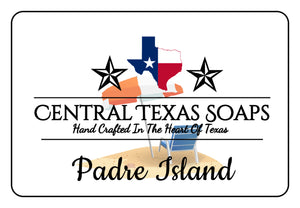 Padre Island Bar Soap