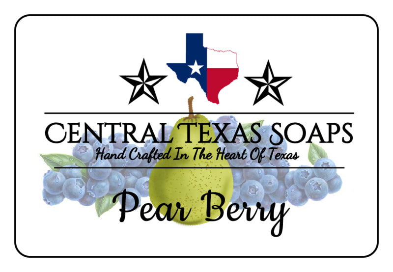 Pearberry Bar Soap