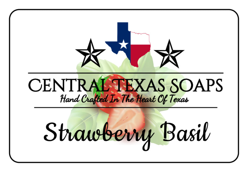 Strawberry Basil Bar Soap