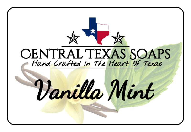 Vanilla & Mint Bar Soap