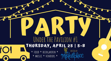 Party Under The Pavilion #1 at SoKY Marketplace