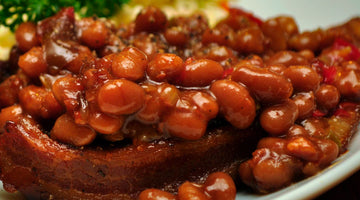 Bourbon Barbecue Baked Beans