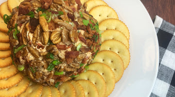 Bacon Barbecue Cheese Ball
