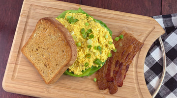 Steakhouse Style Egg Salad