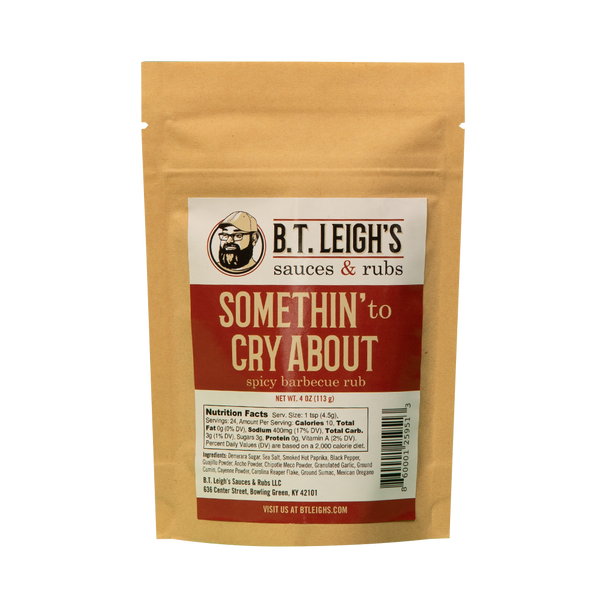 Somethin' to Cry About - 4oz