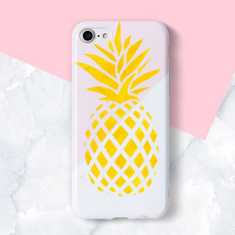 Yellow Pineapple Case