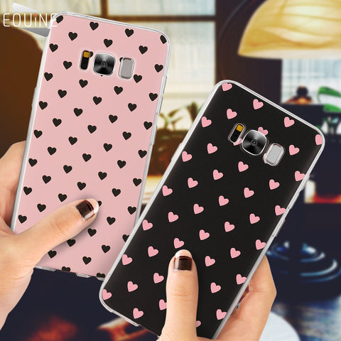 Black Rose Heart Case