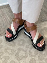 Load image into Gallery viewer, Bimba Wedge Sandal