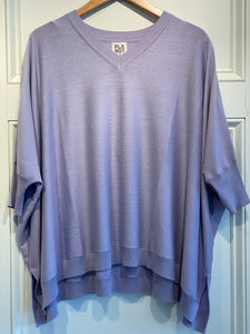 Planet V Neck Sweater