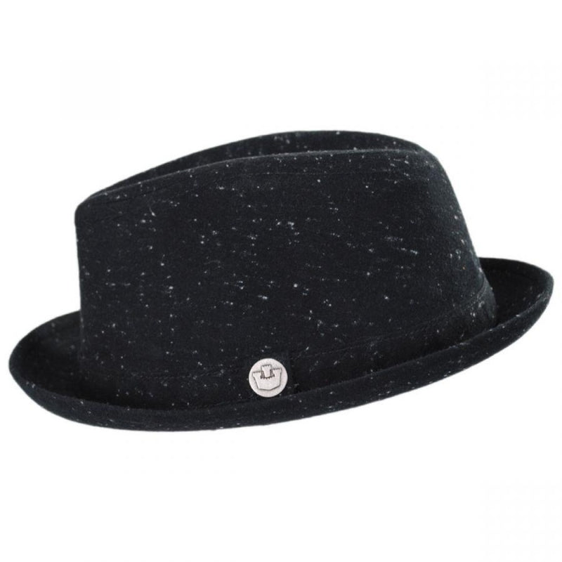 Japanese Powder Stingy Brim Fedora by Goorin Bros.