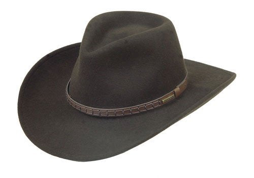 Sturgis Crushable Fedora by Stetson