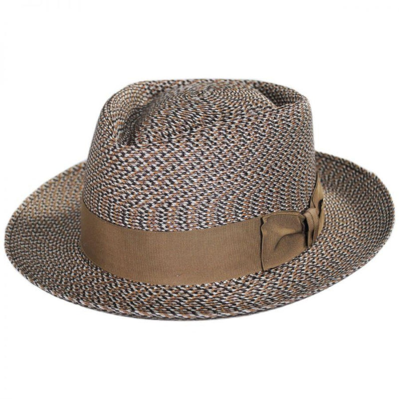 Daddy-O packable Milan Fedora by Stetson