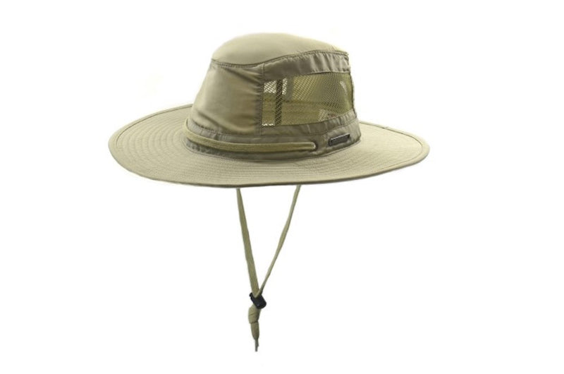 Boonie Hat w/ Mesh by Crown Cap