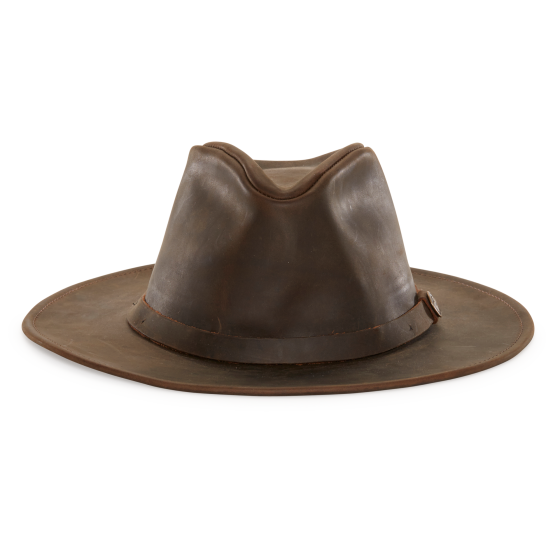 North Fork Leather Fedora by Goorin Bros.