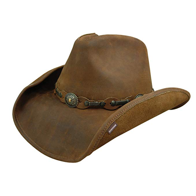 Roxbury Leather Cowboy by Stetson