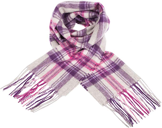Edinburgh Blue Label fine cashmere MINI -scarf