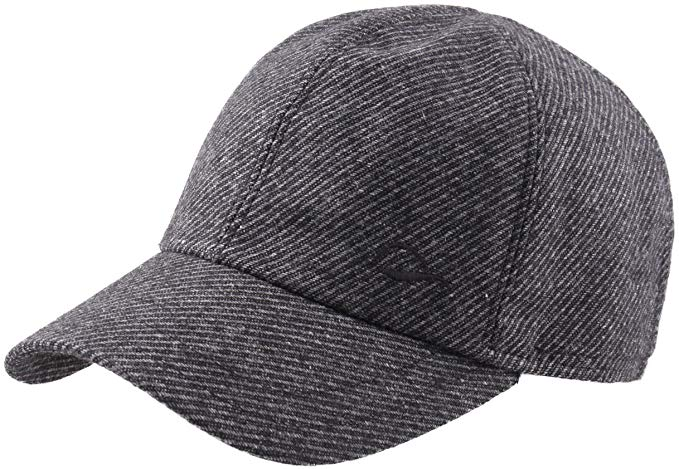 Monaco Baseball Cap Colour Grey by Göttmann
