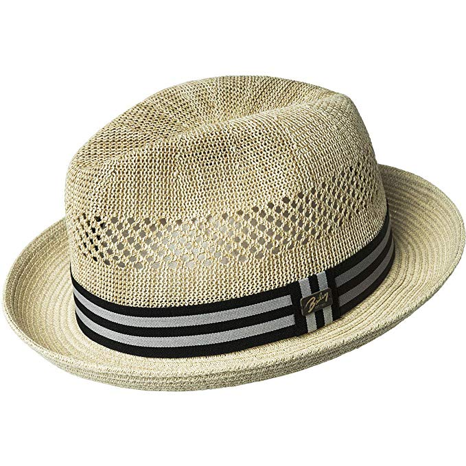 Berle Vented Summer fedora by Bailey