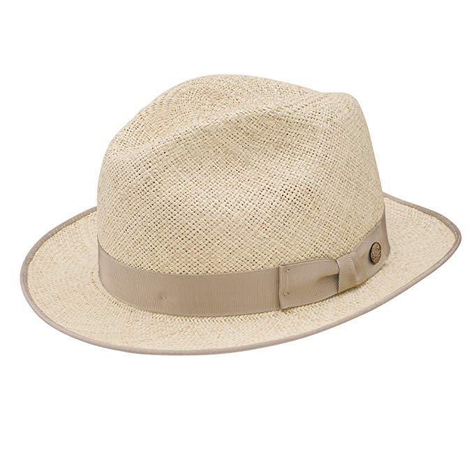 Twisted Runabout Genuine Panama by Stetson
