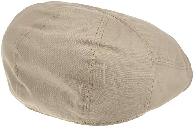 Graham Paneled Flat Ivy Rain Cap by Bailey of Hollywood