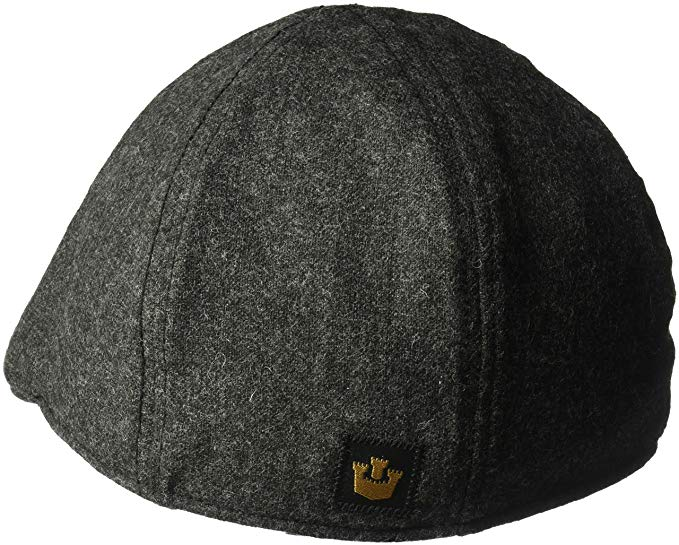 Andy Hamill flat cap by Goorin Bros.