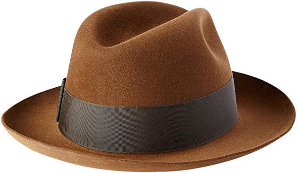 Temple Royal Fur Felt Fedora by Stetson