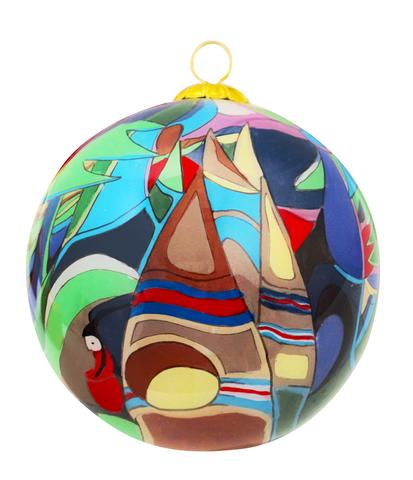 Christmas Tree Ornaments by Oscardo