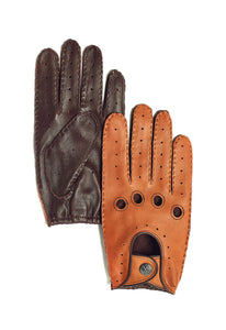 Men's Driving Gloves -Melville Vintage by Brume