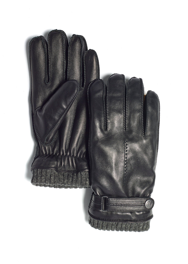 Mens' Nelson Kidskin Thermal Lined Glove by Brume BRM1965MG