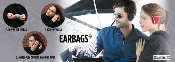 Ear bags by Sprigs