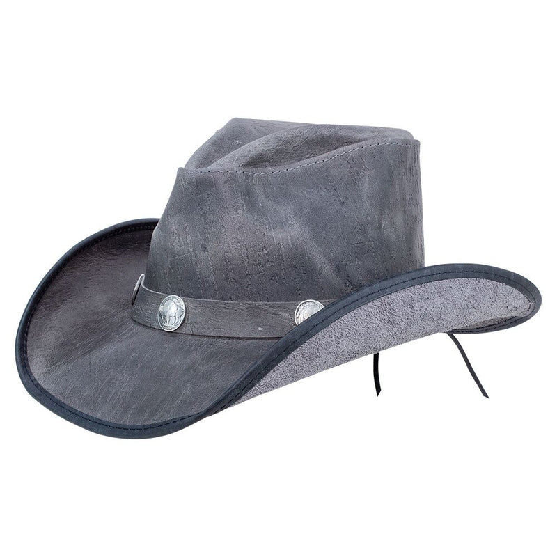 American Hat Co. Leather Cyclone