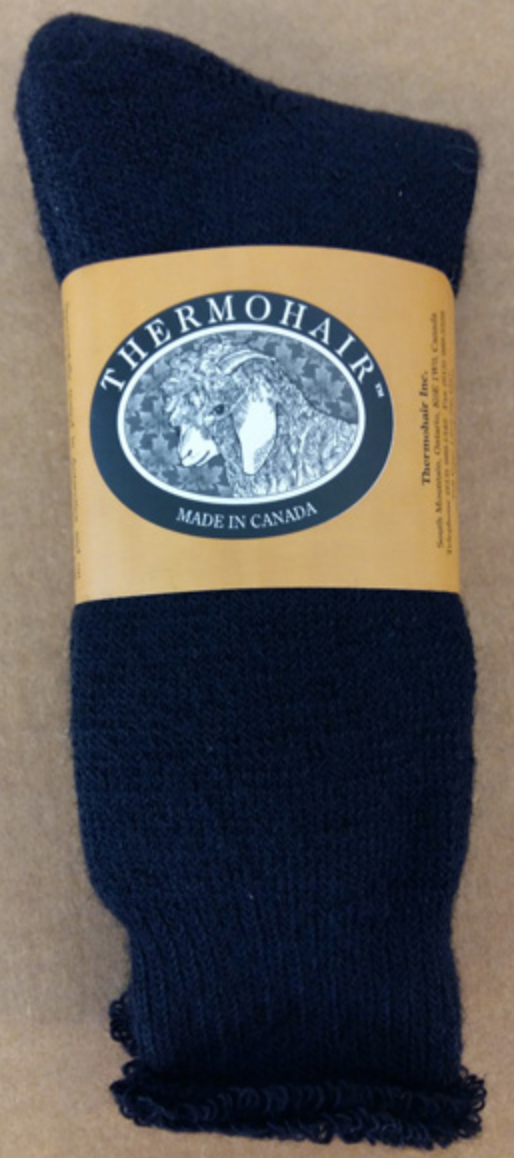 Thermohair Socks - select SIZE, COLOUR and MATERIAL to purchase!