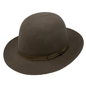 Travel Luxe- Foldaway Roll-up fedora by Stetson
