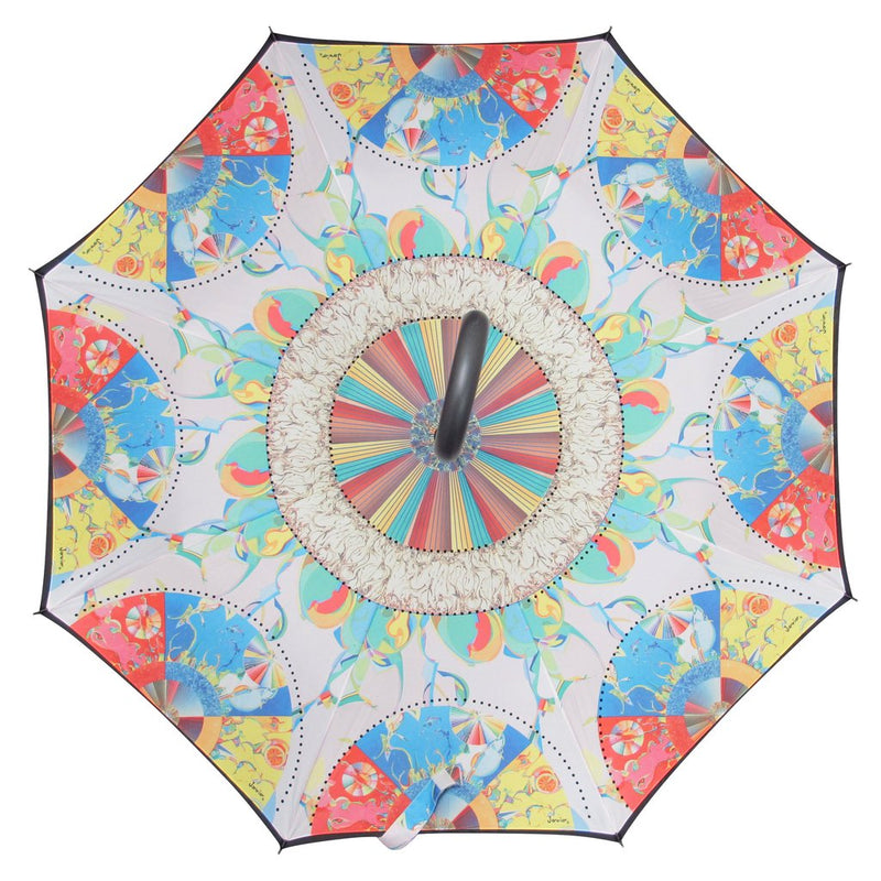 Umbrella (Reversible) by First Nations Artists from Oscardo