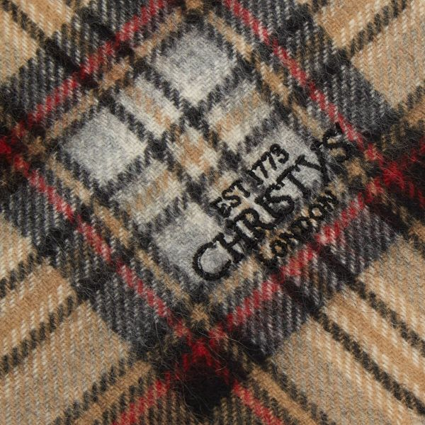 Cashmere scarf by Christys'