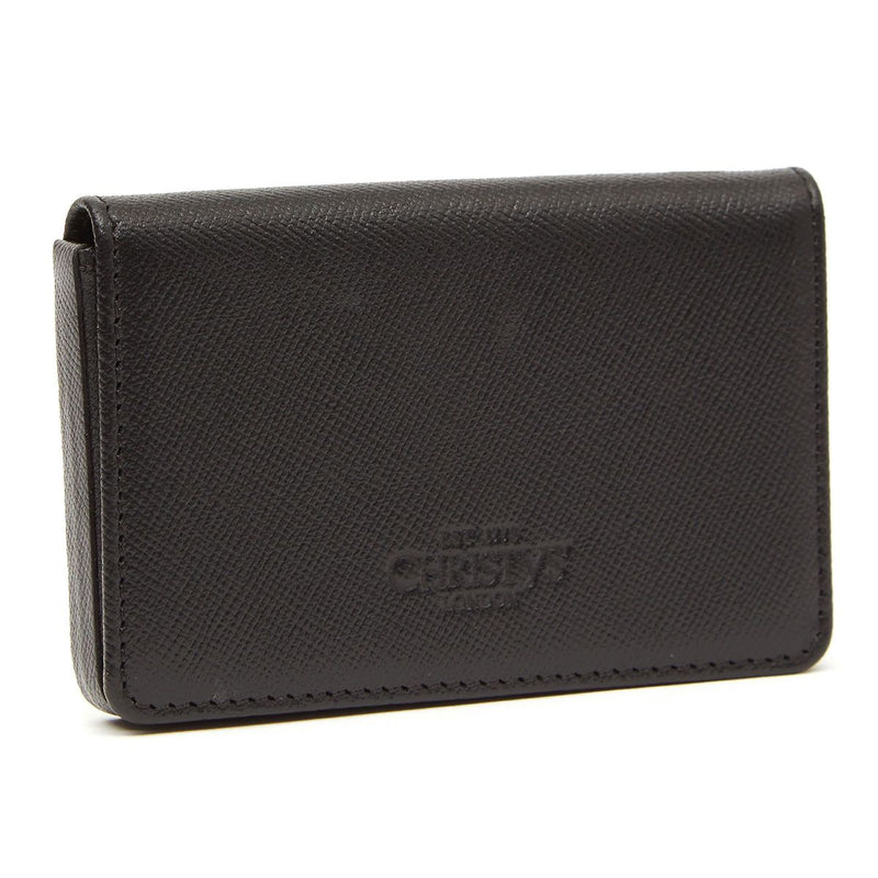 Christys' of London Leather Business Card Holder - Brunswick