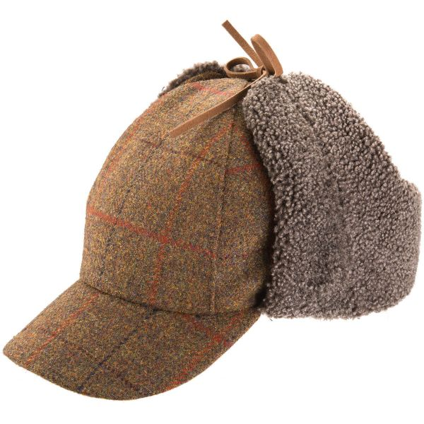Watson Tweed Cap by Christys'