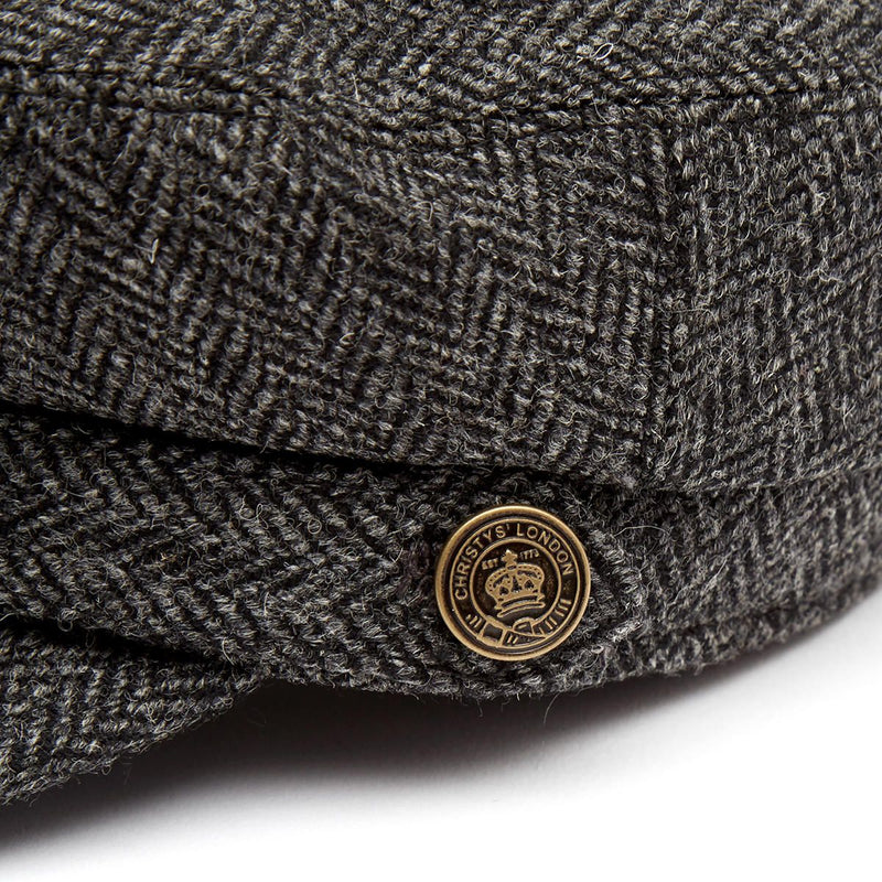 Breton Kirkton Fisherman Cap by Christys' of London