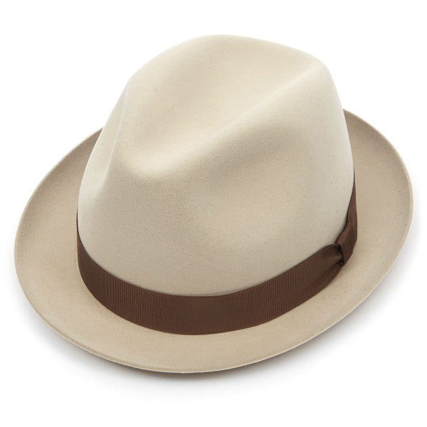 Christys' Pembroke Superfine Fur Felt Trilby