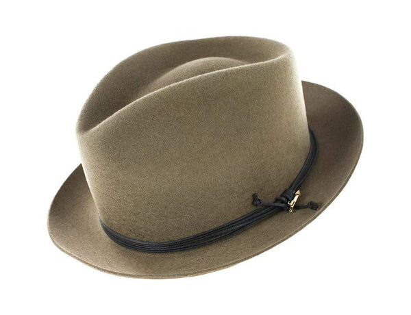 Dashfire firm-felt fedora by Stetson w/box
