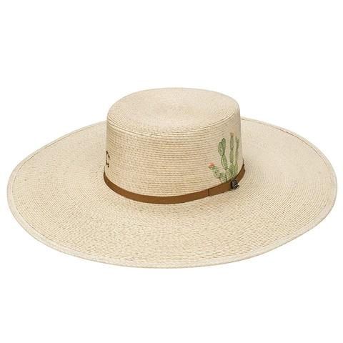 Cactus Expert Straw Wide Brim By Charlie 1 Horse for Stetson