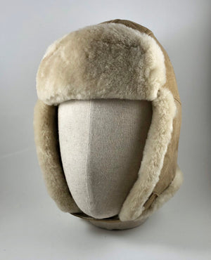 Sheepskin shearling Aviator