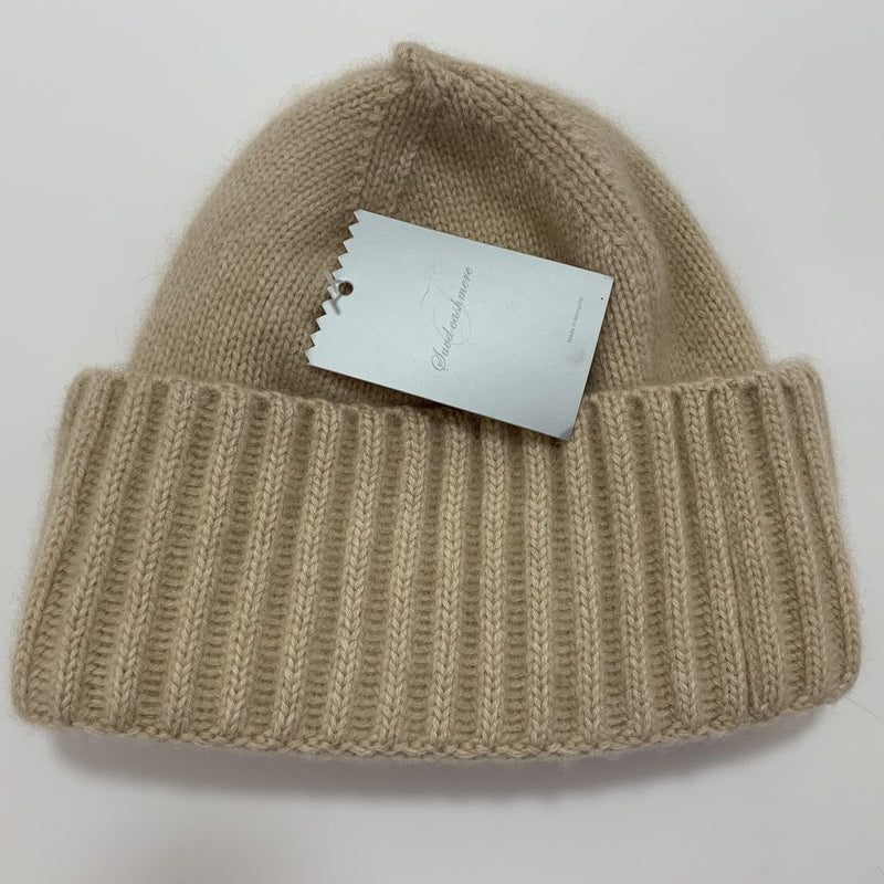 Made in Mongolia Cashmere Beanies by suvd