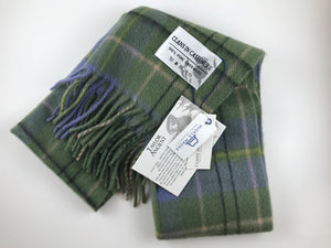 Cashmere Scarf by Clans in Cashmere