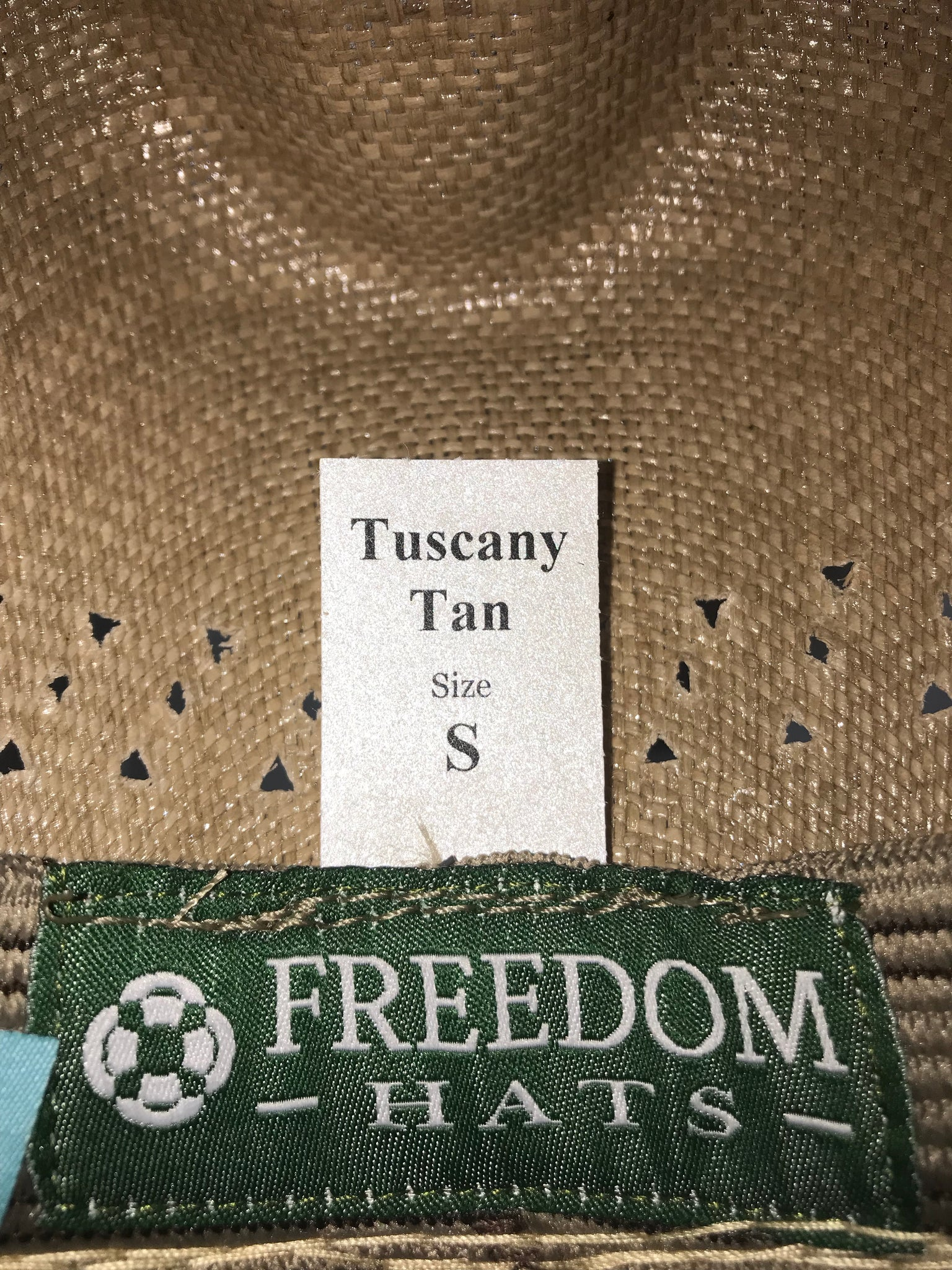 Tuscany from Freedom Hat Co