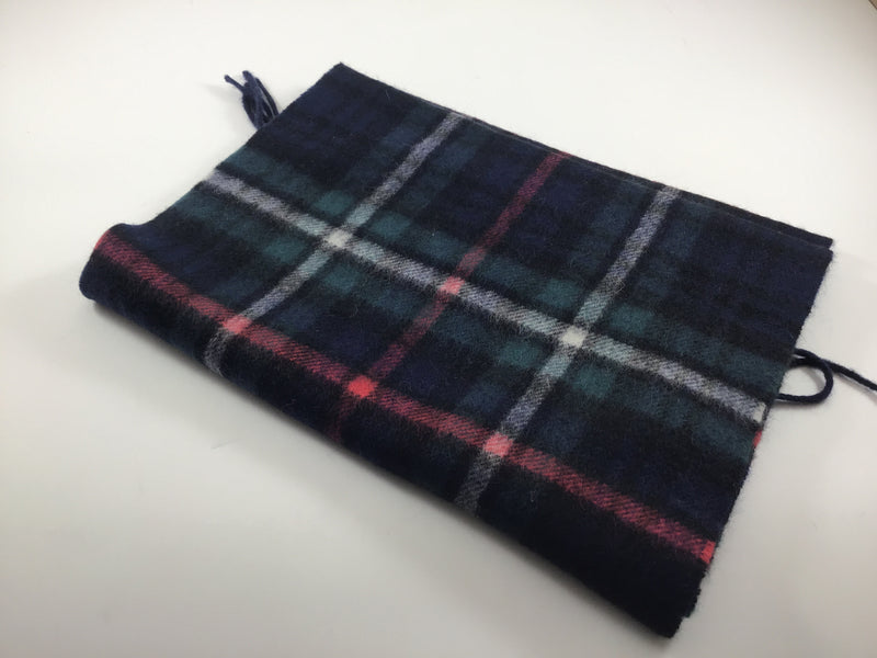 Edinburgh BLUE Label fine cashmere scarf