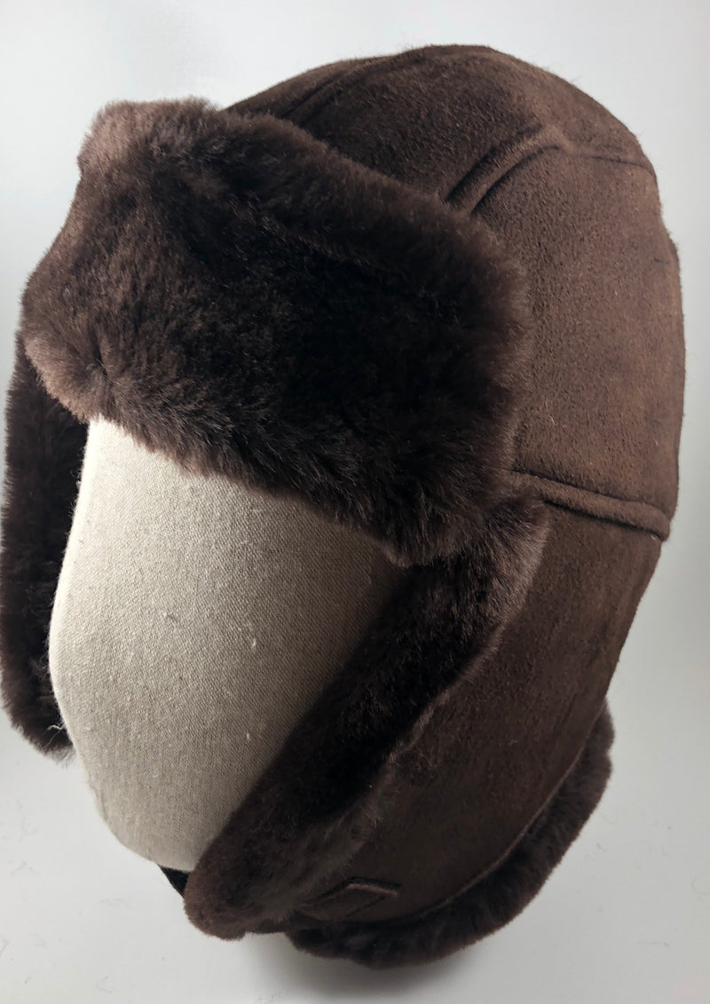 Sheepskin shearling Aviator -Merino Wool