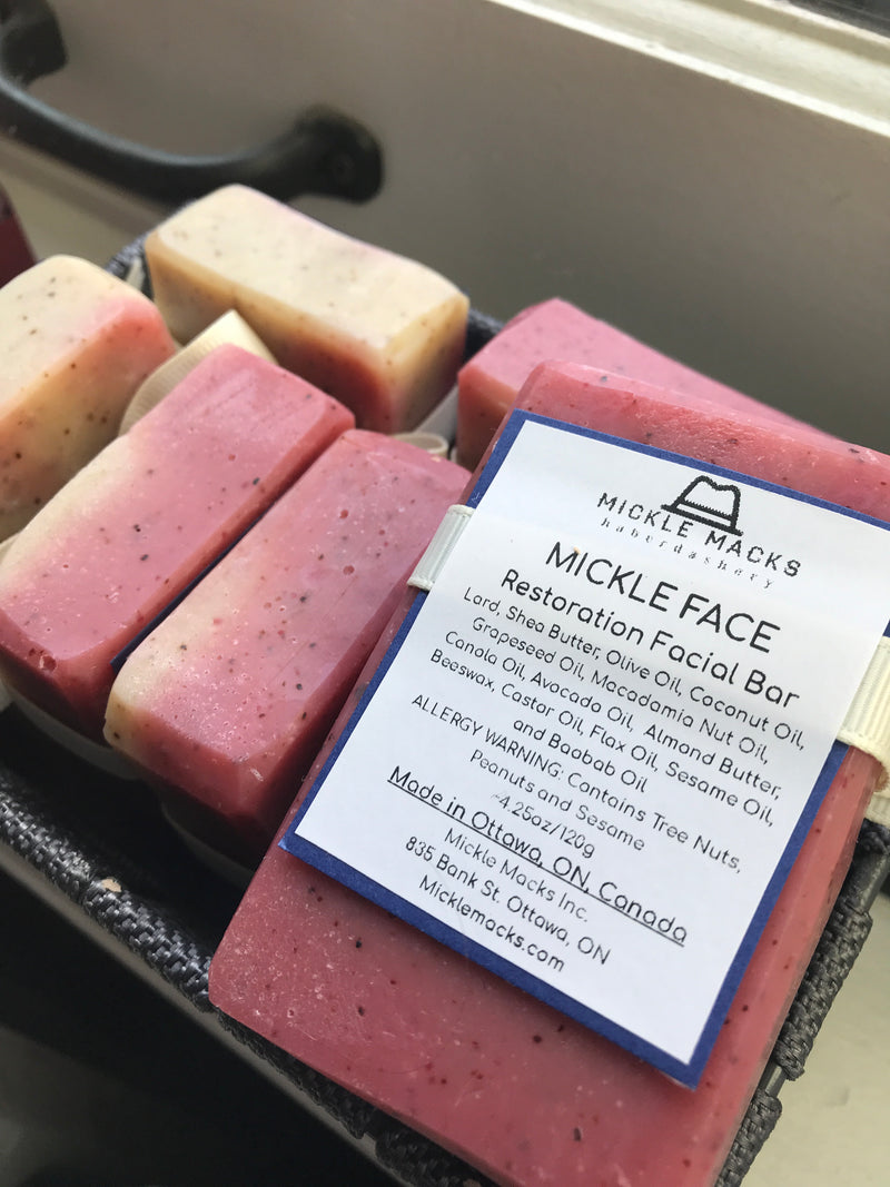 Mickle Face - Restoration Facial Bar